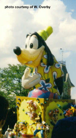 Goofy Float