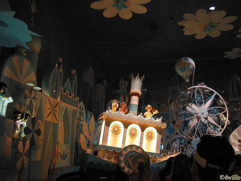It's a Small World Attraction