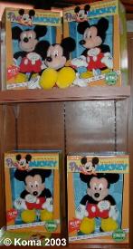 Pal Mickey Display